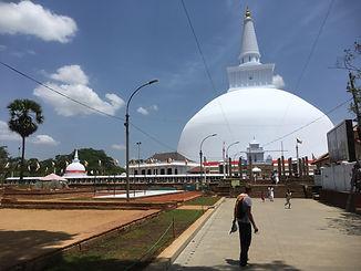 Sri Lanka stupa 3