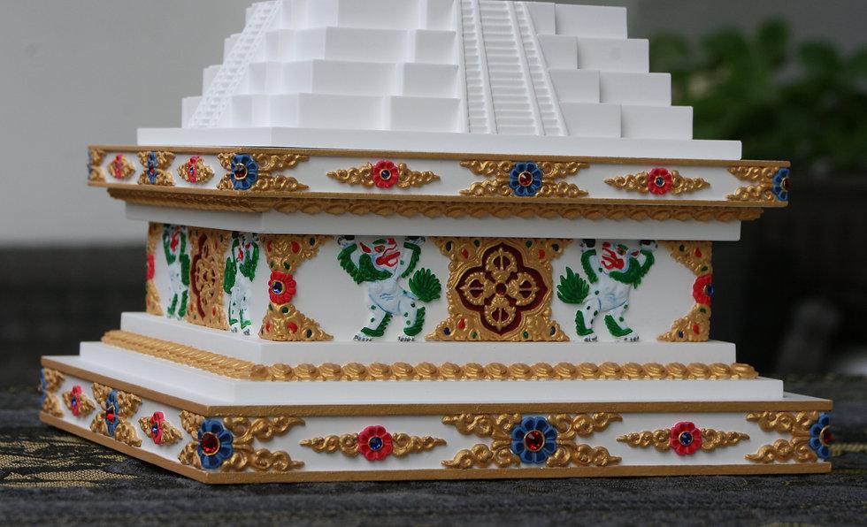 barvena stupa 3