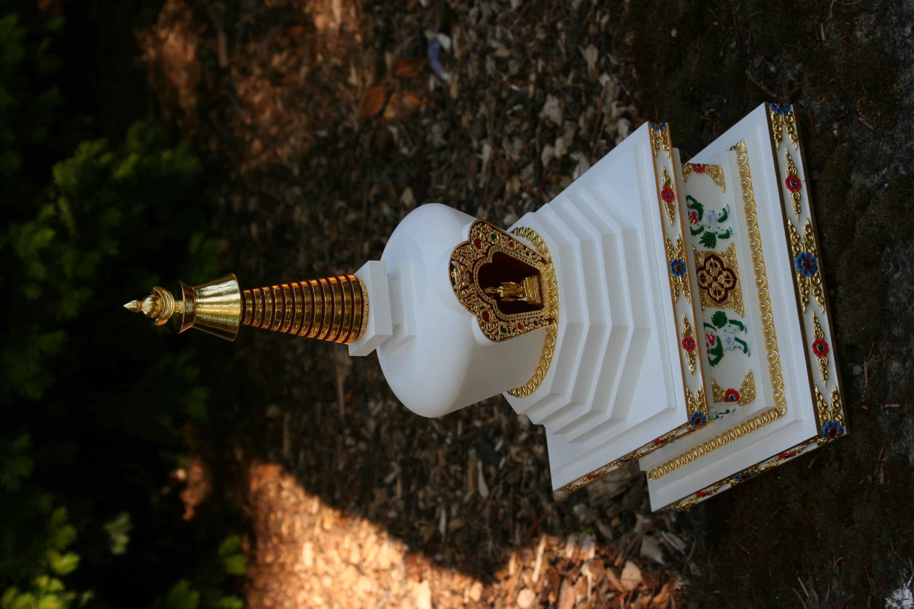 tibetska stupa sjednoceni 2
