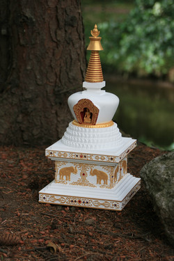 lotosova stupa 4