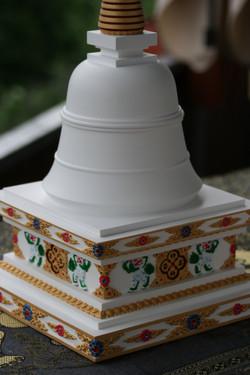 tibetska stupa parinirvany 3