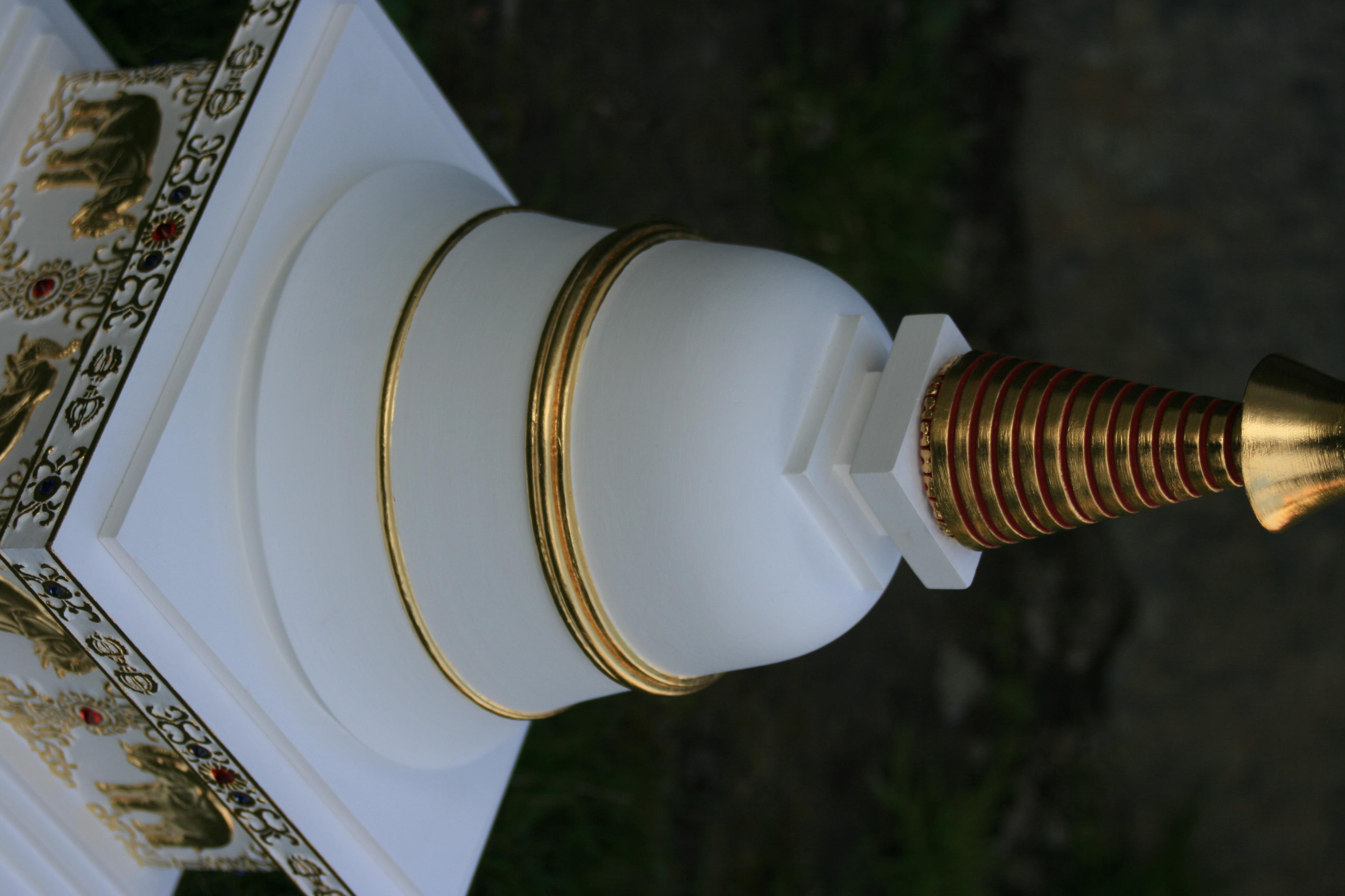 stupa parinirvany 2