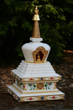 tibetska stupa zazraku 1