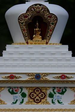 tibetska stupa mnoha dveri 2