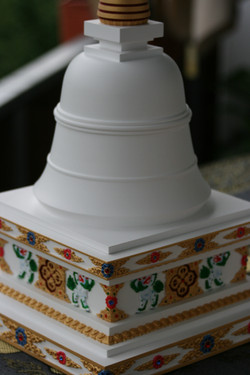 tibetska stupa parinirvany 7
