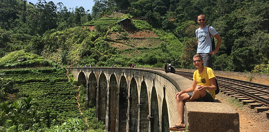 sri lanka nine arch bridge