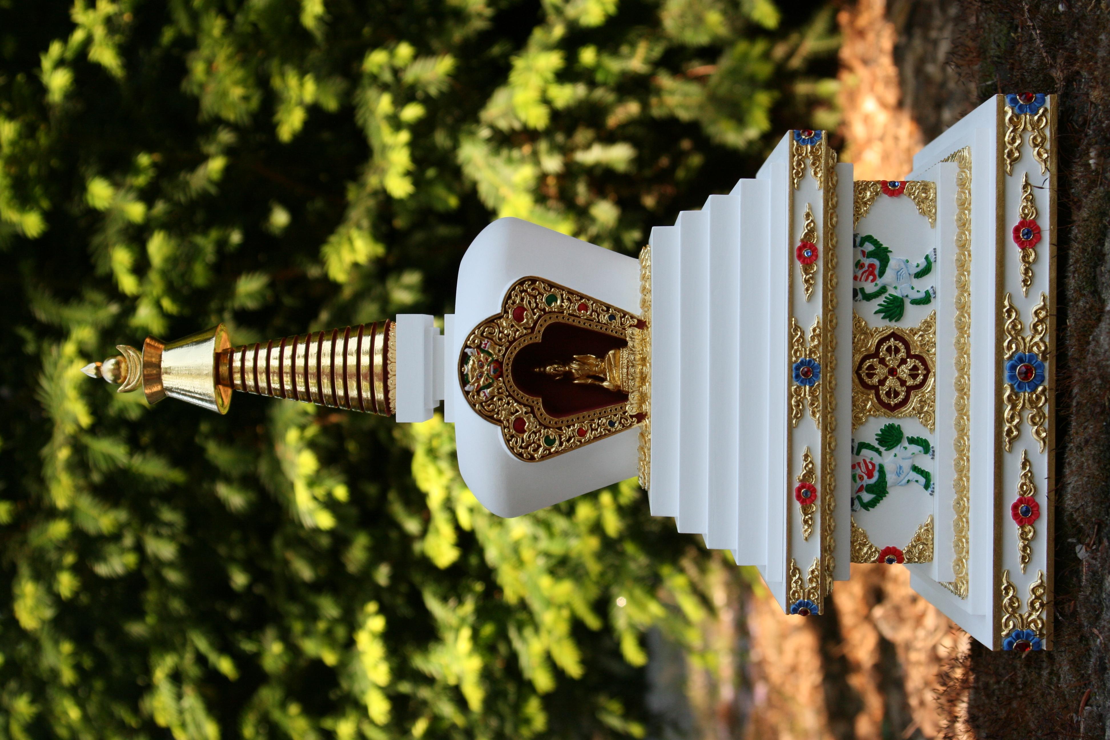 tibetska stupa osviceni 2