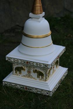 stupa parinirvany 8