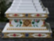 zlacena stupa