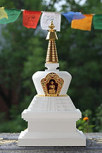 Tibetska stupa TS8