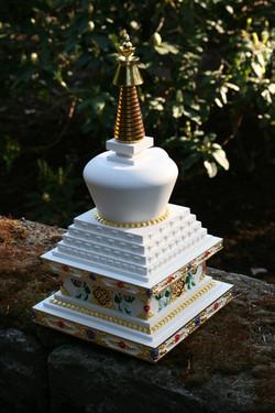 tibetska stupa mnoha dveri 6