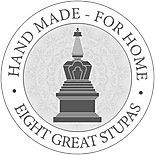 buddhisticke stupy logo