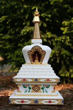 tibetska stupa mnoha dveri 3