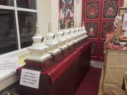 stupy tibet center institute