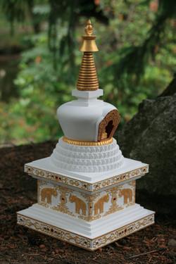 lotosova stupa 5
