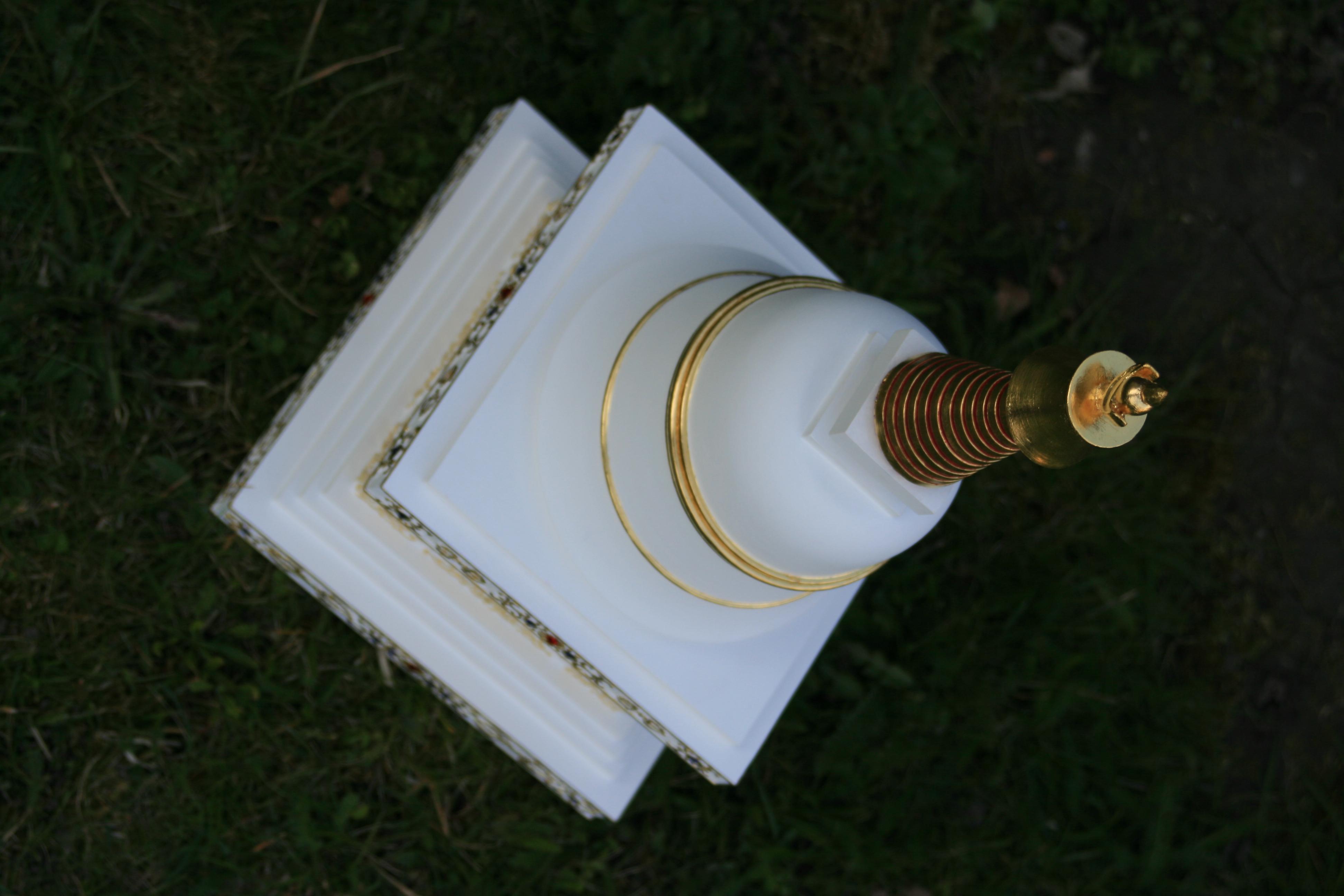stupa parinirvany 5