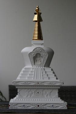 tibetska stupa sestoupeni 5