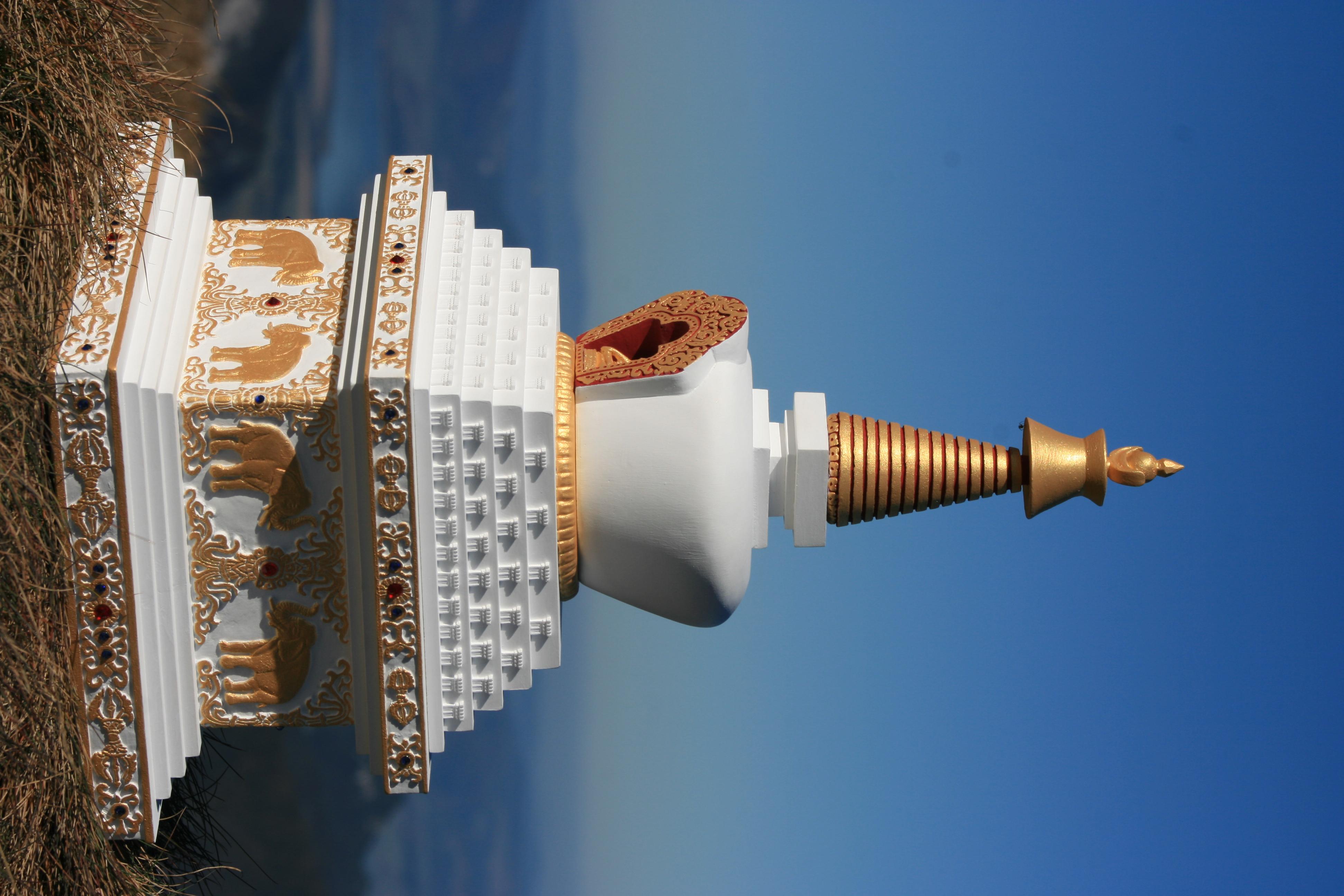 stupa mnoha dveri