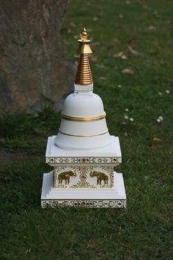 stupa parinirvany