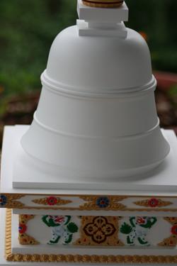 tibetska stupa parinirvany 5
