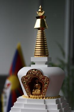tibetska stupa zazraku 3