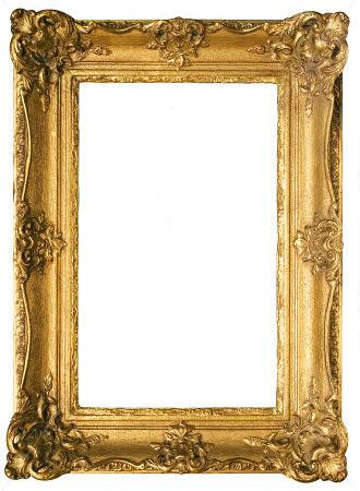 Elegant Ornate Frame