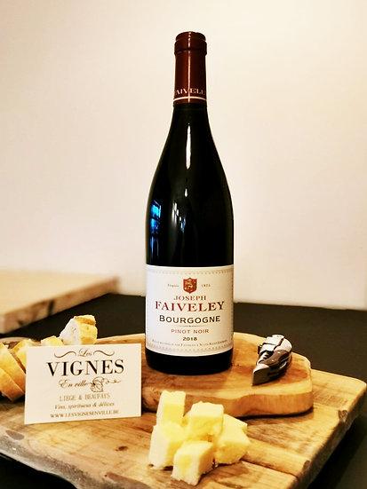 Joseph Faiveley - Bourgogne Pinot Noir - 2018
