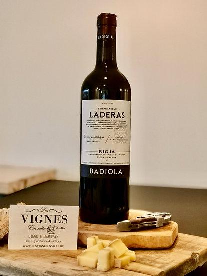 Badiola - Laderas Rioja - 2018