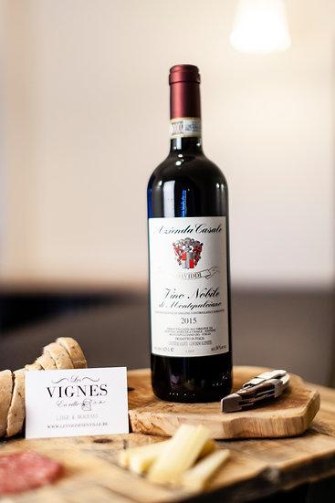 Daviddi - Vino Nobile di Montepulciano DOCG - 2015