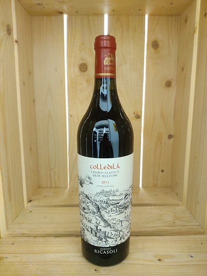 Ricasoli - Chianti Classico Gran Selezione «Colledila» - 2013