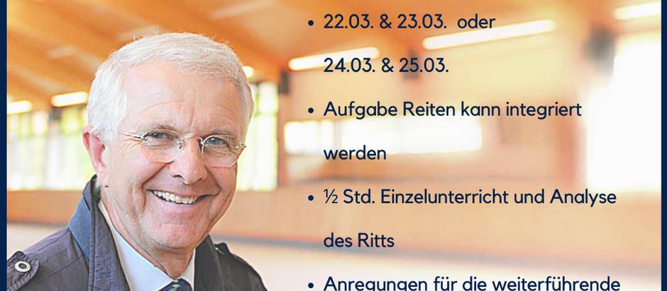 Lehrgang bei Christoph Hess