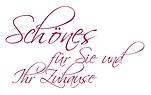 Logo_Schönes für Sie und Ihr Zuhause_rgb