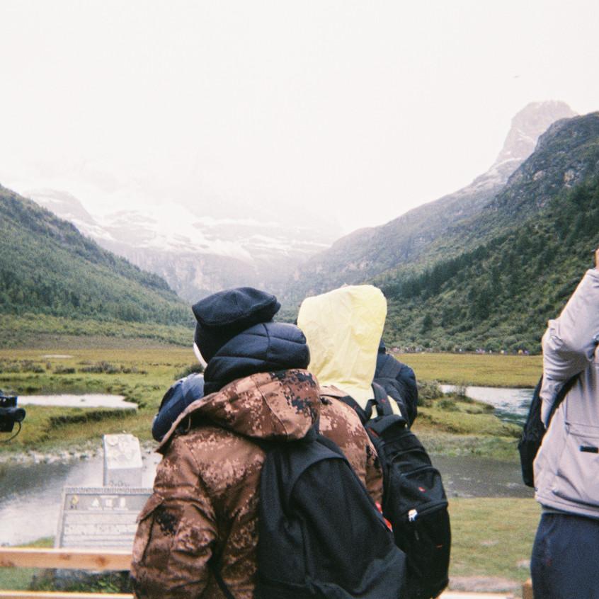 Yading mountain