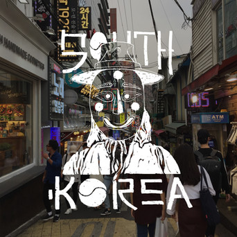 CLOAKWORK 2017 TOUR : SOUTH KOREA