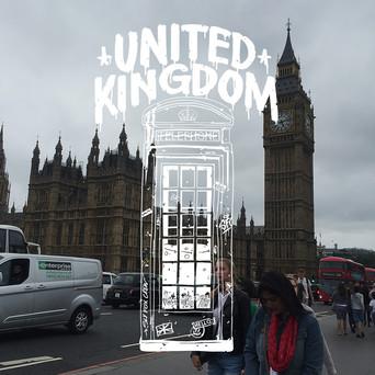 CLOAKWORK 2016 TOUR : UNITED KINGDOM
