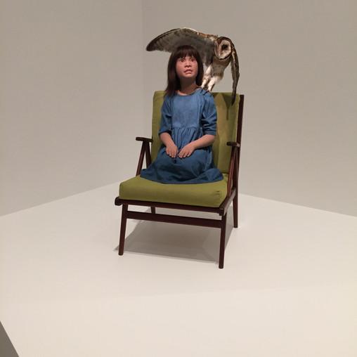 Patricia Piccinini Exhibition @ GOMA