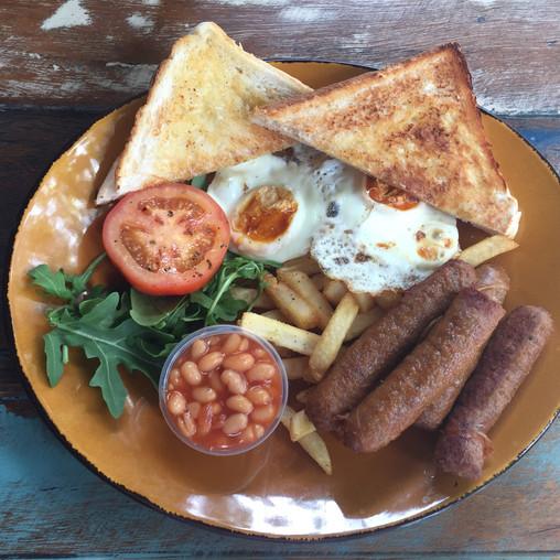 My favorite food - Big Breakfast !