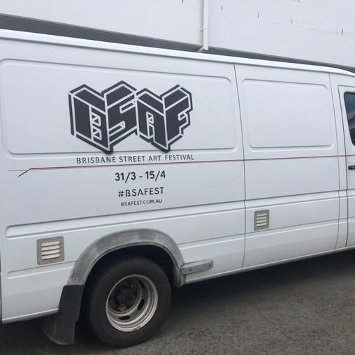 BSAF Vehicle