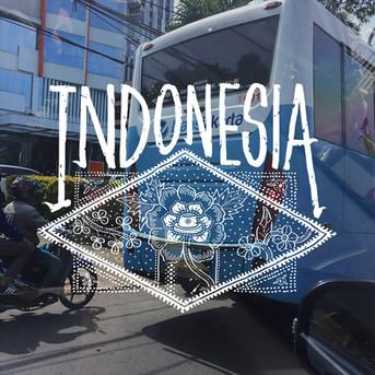 CLOAKWORK 2016 TOUR : INDONESIA