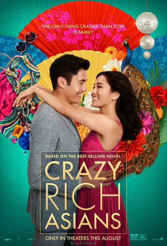CRAZY RICH ASIANS - Graffiti
