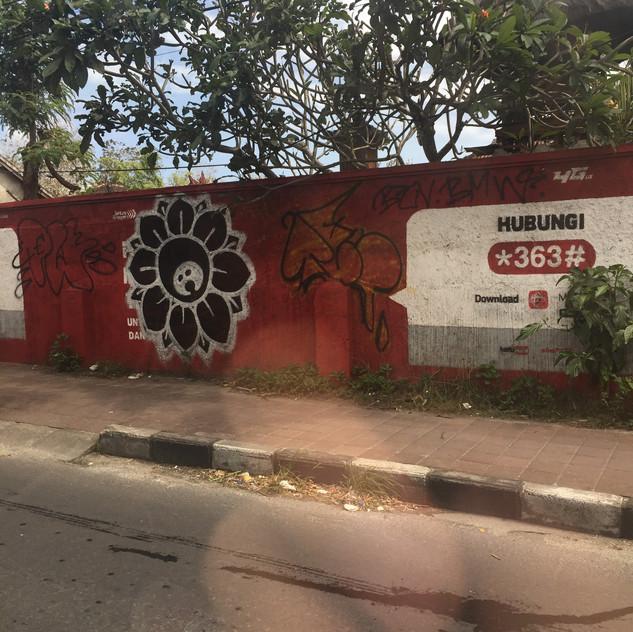BujanganUrban's piece on the street