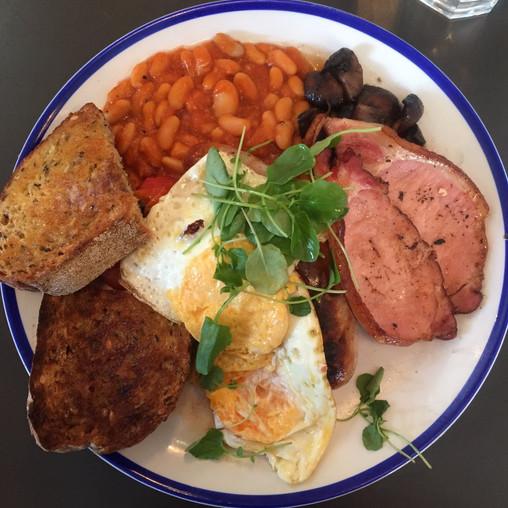 My favourite English Big Breakfast!