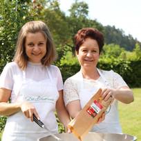 Mutter & Tochter - ein eingespieltes Team