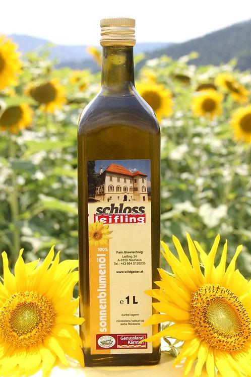 Sonnenblumenöl 1 Liter