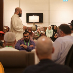 Shaykh Ahsan Hanif delivers a session on the rites of Hajj as the days quickly approach.