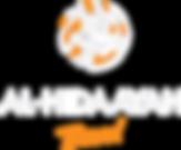 Al-Hidaayah Logo white_orange.png