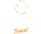Al-Hidaayah Logo white_orange.png