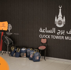 The Clock Tower Museum is easily accessible from the Swissotel.