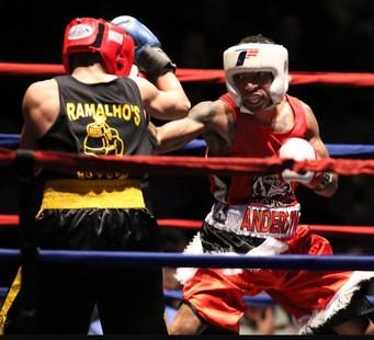 Ryan Roach's Fighter LockerSigns Boston featherweightTroy Anderson, Jr.
