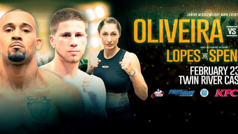 OIiveira Jr. opens 2018 in main event showdown with battle-tested Soto at Twin River Casino